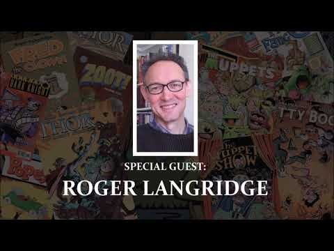 Declaration Of Independents: Roger Langridge