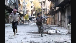 Sýrie - startovač