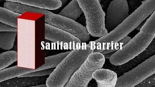 sanitation barrier