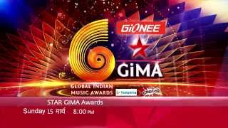 Global Indian Music Academy Awards - GiMA 2015 - Promo