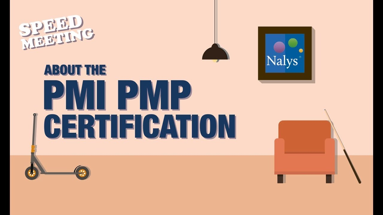 The Pmi Pmp Certification The Job Of Project Manager Youtube