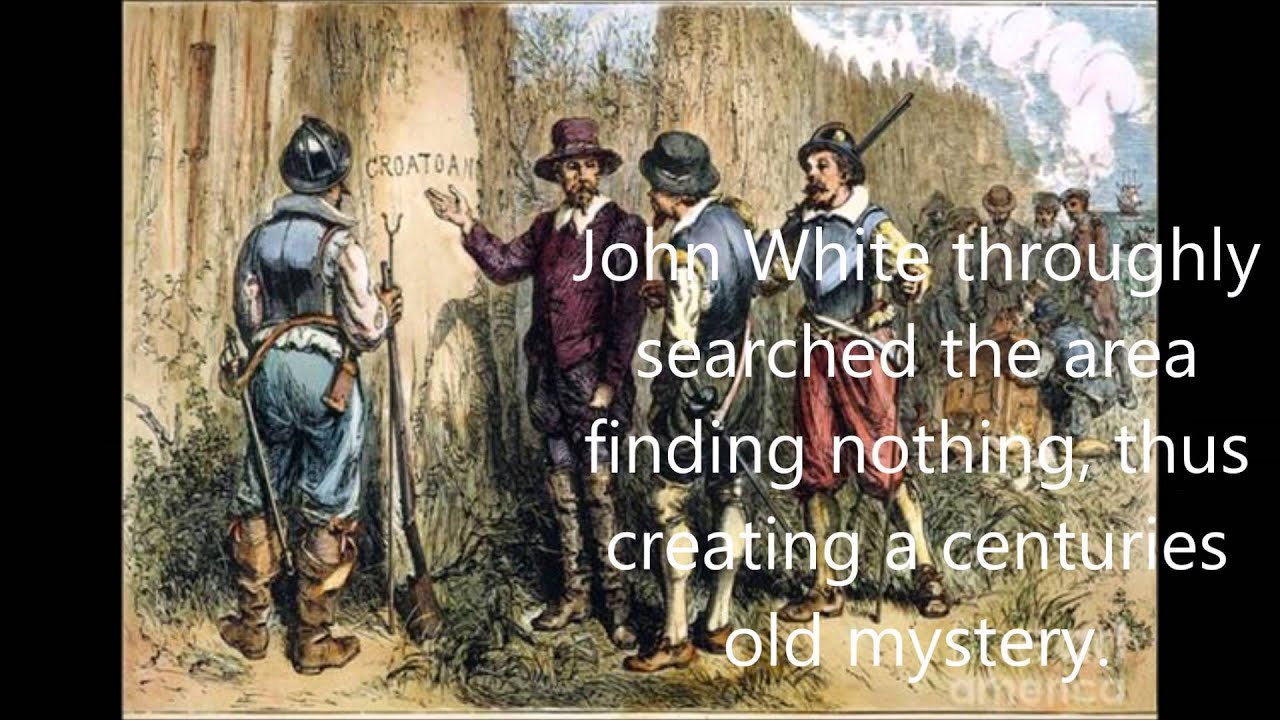 """roanoke the colony shrouded in mystery The failed roanoke settlement is his wheelhouse  the uncertainty that has  shrouded the colony's disappearance has been stirring the  """"the mystery of the  lost colony is simply the portal to an amazing part of american."""