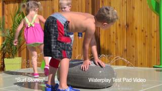 Waterplay Test Pad Video_Fall 2014