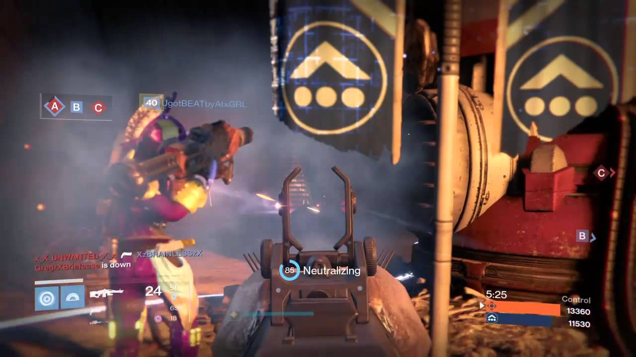 destiny ace of spades pvp gameplay recorder
