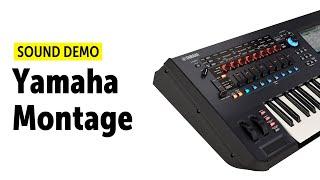 Yamaha Montage Sound Demo (no talking)