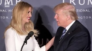 Ivanka's business ties in Japan raise more conflicts for Donald Trump