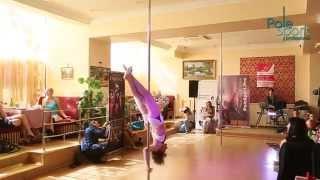 CatWalk Dancefest III, may 2014 - Dobrikova Anna.