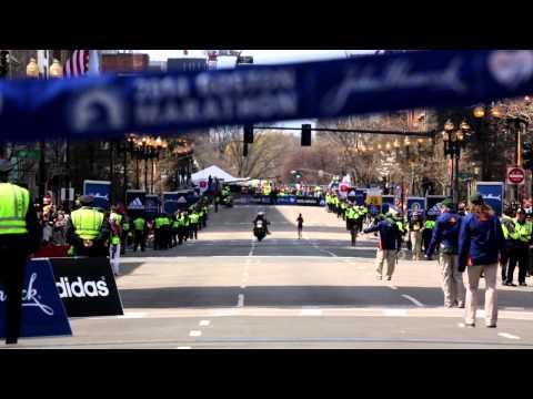 2014  Boston Marathon: Resilience