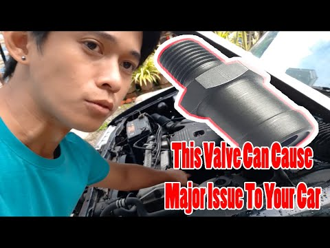 PCV VALVE can cause major issue to your car. How?