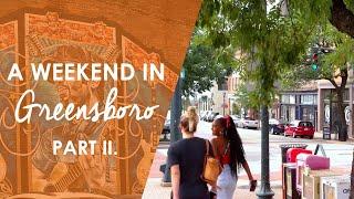Baixar A Weekend In Greensboro Part II.   North Carolina Weekend   UNC-TV