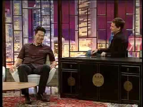 Asia Uncut Episode 10, Part 1 of 6 Russell Wong, MC Jin
