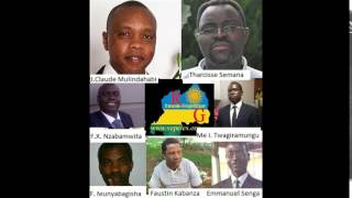 inyigisho y amateka y urwanda na yo ibaye ihurizo ry imyaka 20 yose