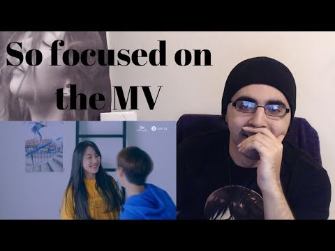 YESUNG 예성 '봄날의 소나기 (Paper Umbrella)' MV | REACTION