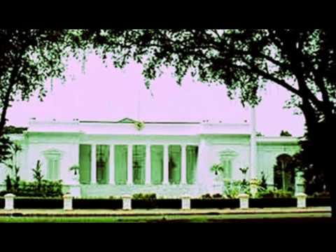 Seven oddity Indonesian Presidential Palace