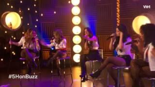 Fifth Harmony - Sledgehammer Acoustic Version - VH1 Big Morning Buzz