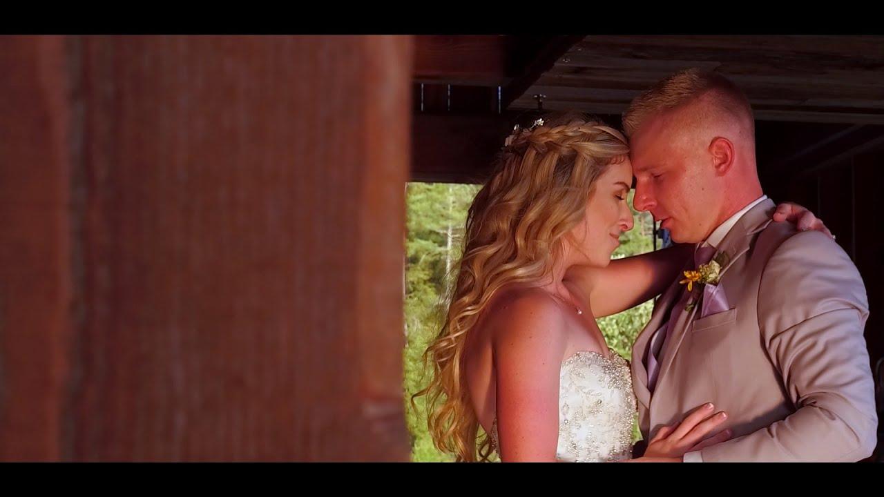 Beautiful First Dance l Forsberg Wedding l Pure Water Farms