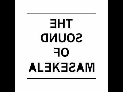 "Alekesam - ""Here Comes That Sound"""
