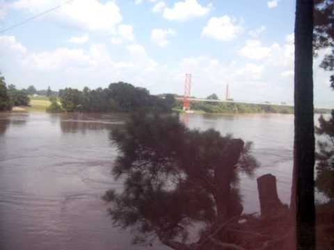 RED RIVER at Grand Ecore, Louisiana at 2:45 P.M. CDT on June 7, 2015