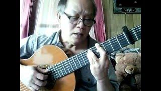 Lời Mẹ Ru (Trịnh Công Sơn) - Guitar Cover by Bao Hoang