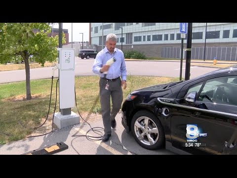 RIT on TV: Rise of Electric Cars in Rochester
