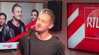 "Keane - ""Somewhere Only We Know"" - acoustic - RTL2 2019"