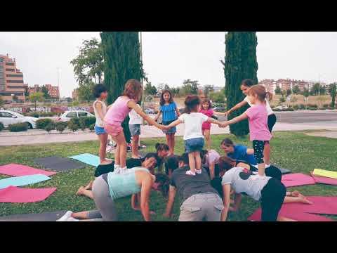 Yoga en Familia curso 2016-17