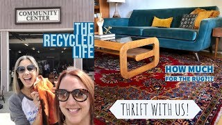 THRIFT WITH US! Garage Sales, Estate Sales and a Church Rummage Sale all in 1 day! The Recycled Life