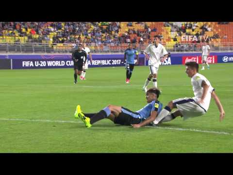 Match 08: Italy v. Uruguay - FIFA U-20 World Cup 2017