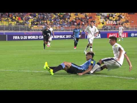 Match 08: Italy v. Uruguay - FIFA U-20 World Cup 2017