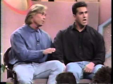 The Phil Donahue Show Gay Marriage Debate 1991