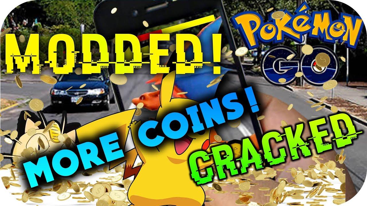 POKEMON GO Modded Apk ! UNLIMITED COINS,BALLS,EASTER EGGS! 100