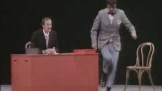 The Monty Python - Les démarches débiles - The silly walk