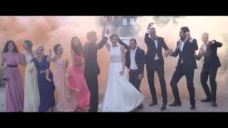 The best wedding movie (marriage movie). Лучшее свадебное видео 10.08.2014(Production - http://videoidei.ru Contacts +7 (499) 391-96-76 E-Mail - ab@videoidei.ru Team: Director - Dima Plastinin Idea - Sasha Isaakova Make-up - Olga ..., 2014-09-20T10:54:19.000Z)