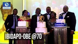Ibidapo Obe Marks 70th birthday In A Special Way