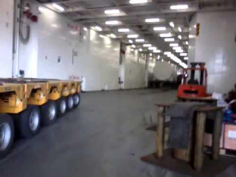 video 2013 06 20 16 57 23 dammam port loading of alstom 230 tons turbine 2