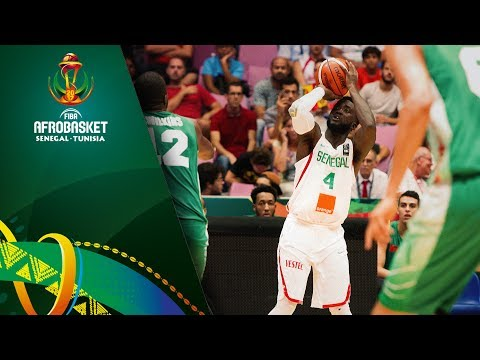 Senegal v Morocco - Highlights - 3rd Place Game - FIBA AfroBasket 2017