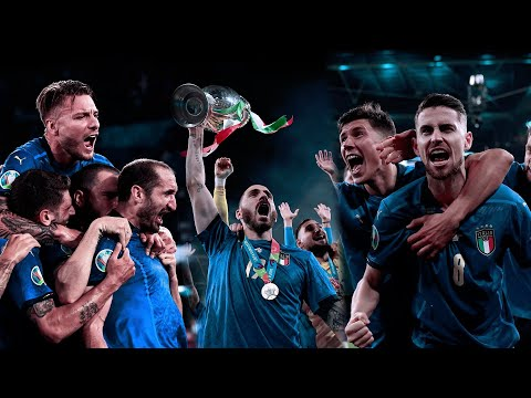 Euro 2020 – The Journey of Italy