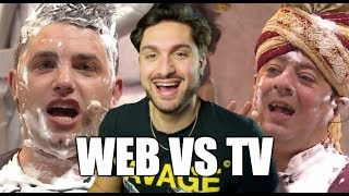 CIAO DARWIN 8: WEB VS TV (CON AMEDEO PREZIOSI, MATT & BISE) | ANTHONY IPANT'S