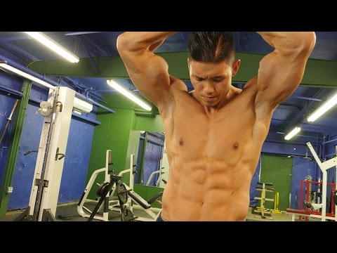 Extreme Six Pack Abs Workout — Old School Version