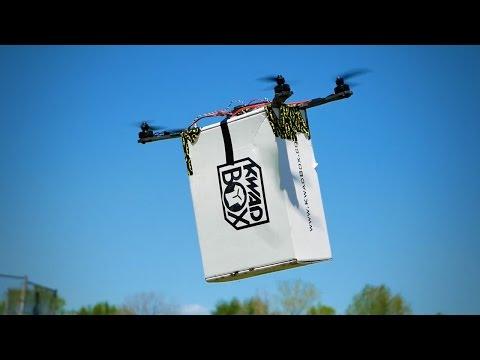 MOST AERODYNAMIC DRONE EVER!!