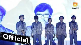 khac biet - hktm the five live show happy birthday dai gia tung p2023
