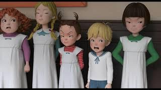 Earwig e La Strega, il ritorno al cinema di Studio Ghibli con Goro Miyazaki | Clip Lei è Earwig
