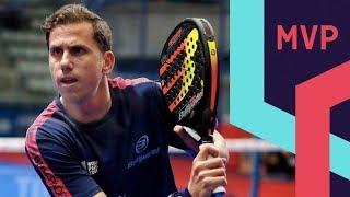 Paquito Navarro MVP del Estrella Damm Alicante Open 2019