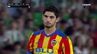 Goncalo Guedes vs Real Betis - 15.10.17