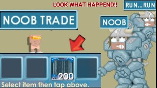 Don't Judge Noob! (NOOB SHOWED 200 MAGPLANT!) OMG! - Growtopia