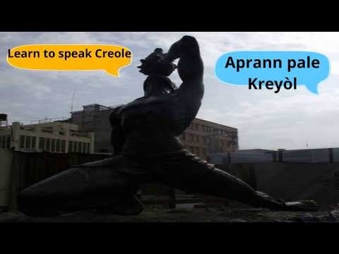 Haitian Creole _ Words and Phrases in Haitian Creole Video 3