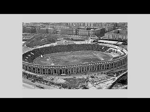 Legendaarinen Stadion Dynamo, Minsk