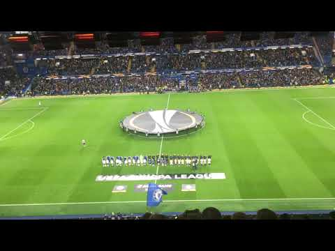 Chelsea vs BATE. Europa league. 24/10/2018