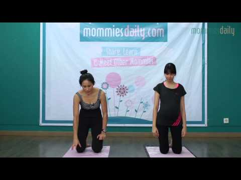 How to: Pilates Pregnancy Part1