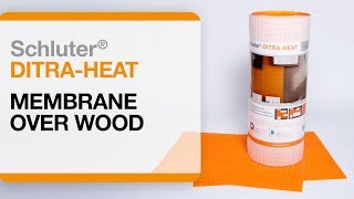 Schluter®-DITRA-HEAT | Floor Warming | schluter com